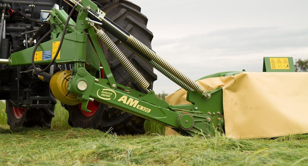 KRONE DISC MOWERS – Bunbury Machinery – An Agricultural