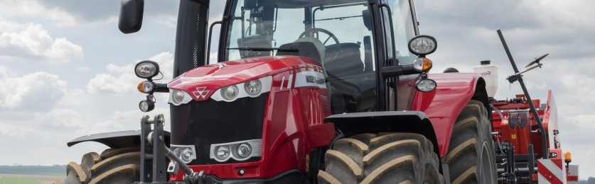 New Generation Massey Ferguson