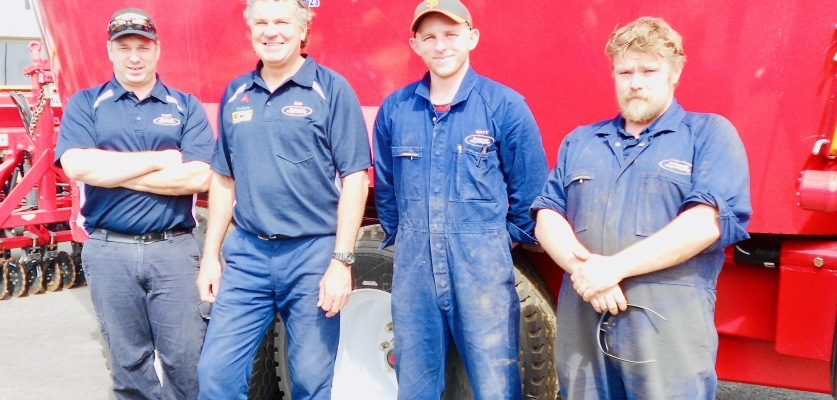 Meet Bunbury Machinery's Newest Team Members