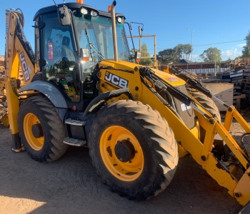 JCB 4CX Backhoe