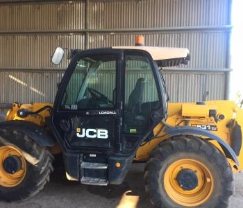 JCB 531-70 Super Agri