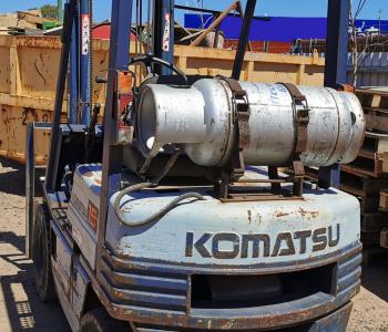 Komatsu Forklift (BM)