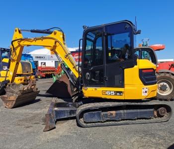 JCB 65R-1 Excavator