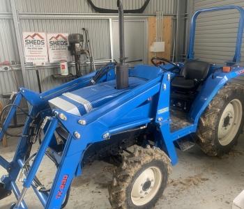 Iseki TK230 ROPS Tractor (BM)