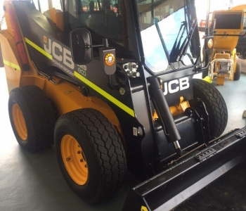 DEMO JCB 225 Wheeled Skid Steer