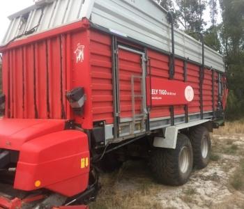 Lely Tigo 60 RD Silage Wagon