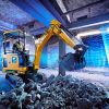 New JCB 19C-1E Electric Mini Excavator