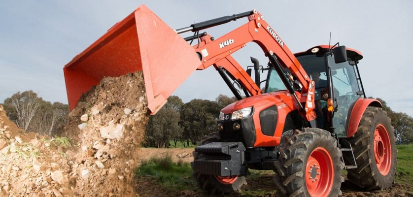 Kubota's NEW M5-1 Series Tractor