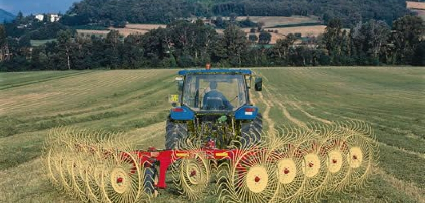 Your local dealer for Sitrex Hay Rake Parts